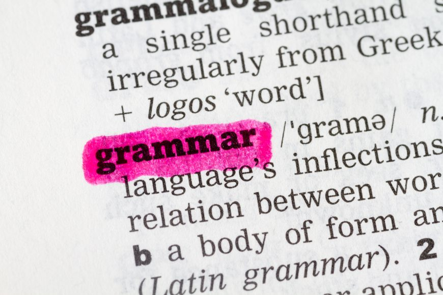 grammar tips to make you look smarter